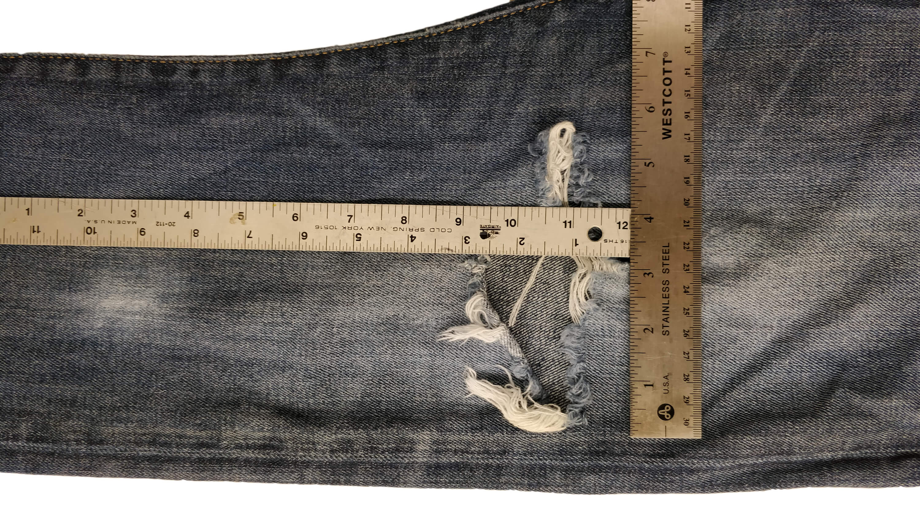 patch measuring